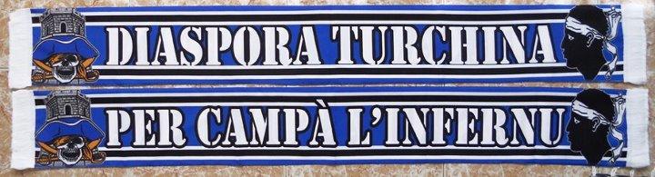 Echarpe Diaspora Turchina 2011/2012