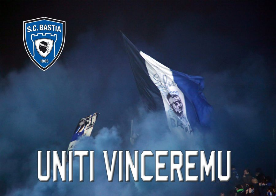 Uniti Vinceremu, la devise du SC Bastia