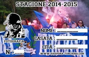 carte 2014-2015